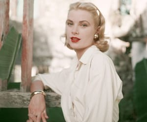 fashion, grace kelly, and outfit image