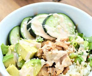 Low Carb Tuna Sushi In A Bowl. Keto friendly sushi doesn't have to be difficult or expensive to enjoy. Try 1 of these low carb tuna sushi bowls that have become a summer staple of mine. ❤❤❤