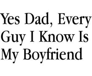 dad, boyfriend, and guy image