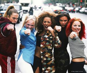 girl and spice girls image