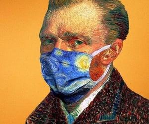 art, vincent van gogh, and Painter image