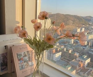 flowers, aesthetic, and soft image