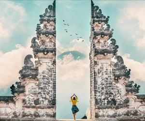 bali and indonesia image