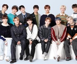 Seventeen, seventeen japan, and seventeen group image