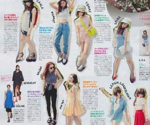 fashion, japanese, and cute image