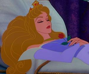 disney, sleeping beauty, and princess image