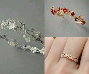 dedos, girls, and rings image