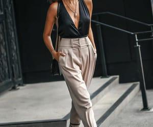 blogger, bodysuit, and fashion image
