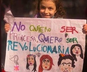feminism, revolution, and girls image