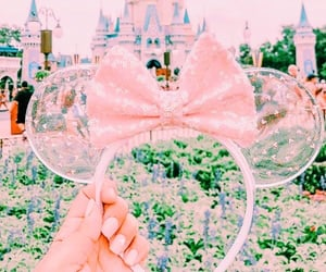 clear, disney, and disney world image