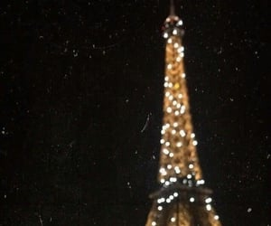 eiffel tower, france, and beautiful image