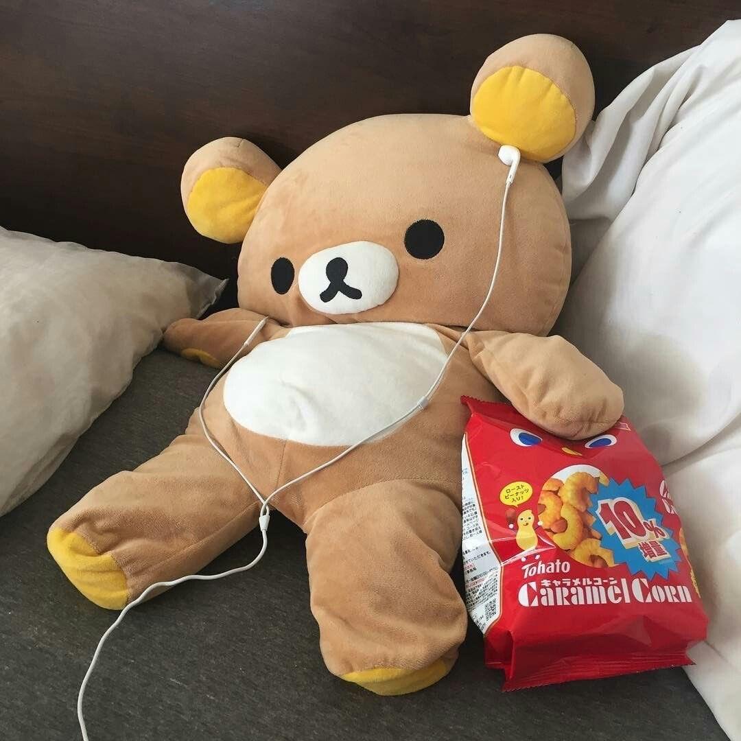 bear, rilakkuma, and japan image