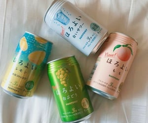 drink, japan, and food image