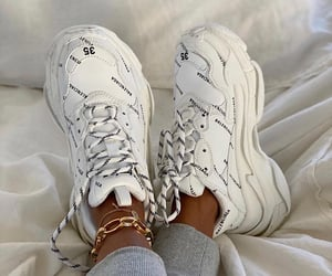 Balenciaga, sneakers, and style image