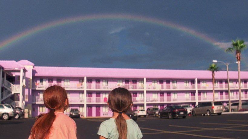 film, the florida project, and girls image