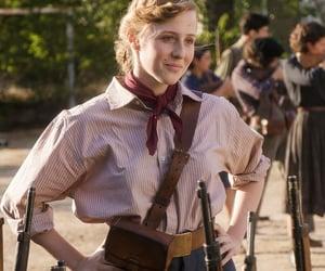 civil war, war, and woman image