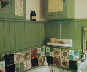bathroom, indie, and bathtub image
