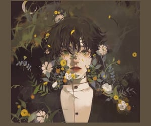 aesthetic, anime, and beautiful image