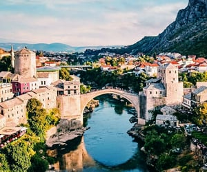 architecture, balkan, and city image