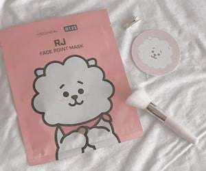 bt21, rj, and bts image