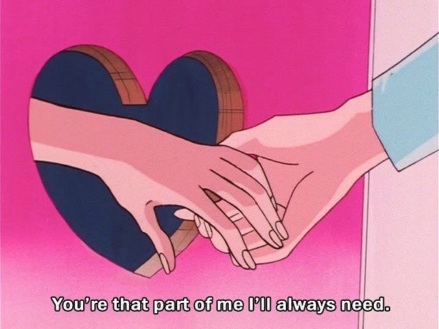 anime, couple, and anime quotes image