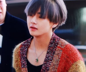icons, kpop, and tae image