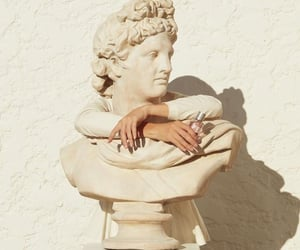 art, aesthetic, and sculpture image