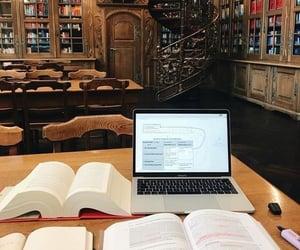 school, study, and books image
