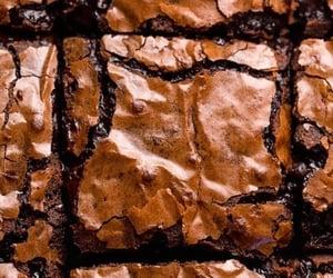 aesthetic, brownie, and brownies image