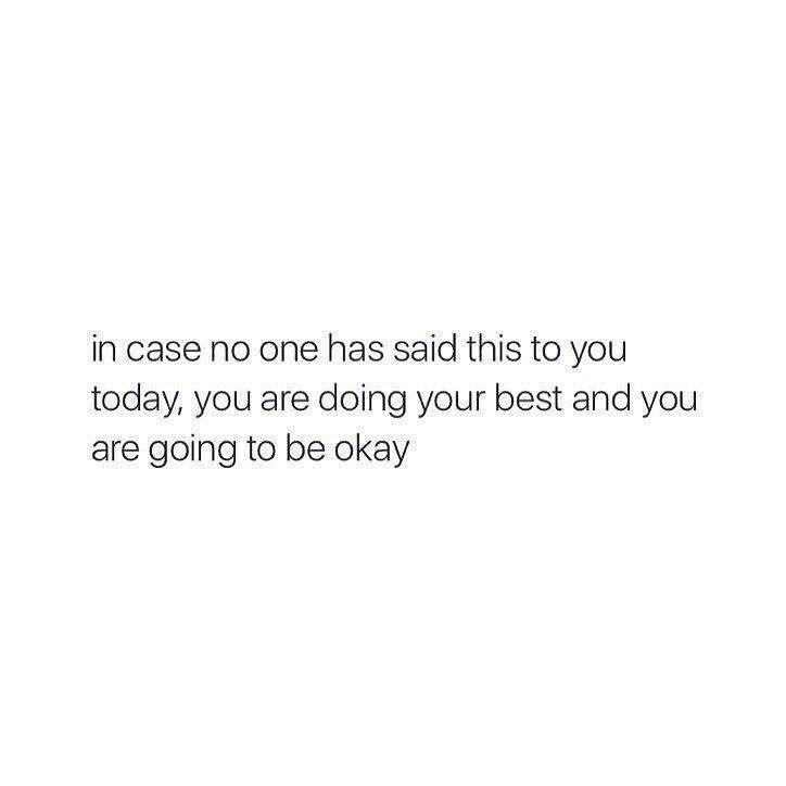 be okay, be you, and self worth image
