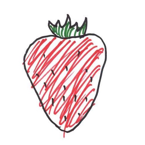 details, strawberry, and koo image