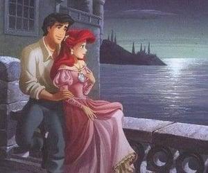 little mermaid, lo ve, and love image