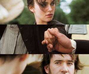 elizabeth bennet, mr.darcy, and pride and prejudice image