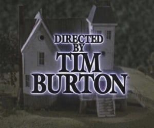 tim burton, aesthetic, and grunge image