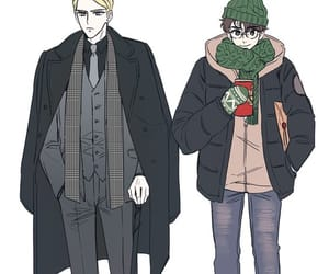anime, harry potter, and ravenclaw image