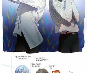 anime, bääm, and manga image