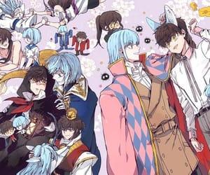 anime, bääm, and boys image