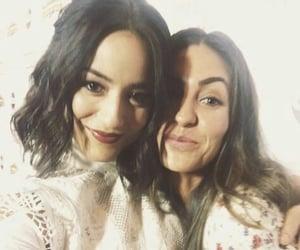 chloe bennet and natalia cordova image