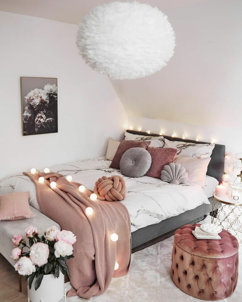 fashion, rooms, and pink pastel image