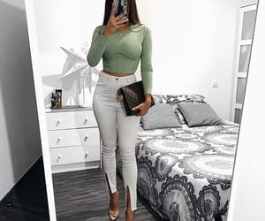 fashion, shoes, and woman girl image