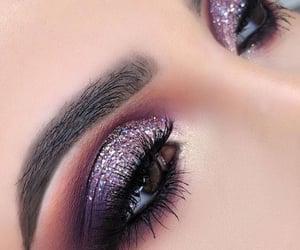 art, beauty, and eyes image