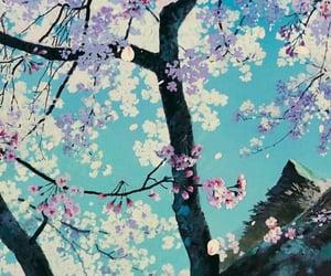 sakura, anime, and gif image
