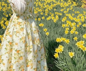 flowers, fashion, and nature image