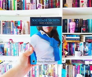 books, secret society girl, and sociedade secreta image