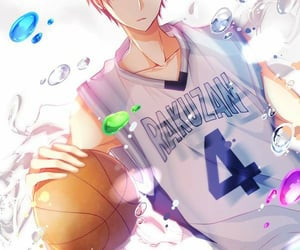 kuroko no basket and akashi image