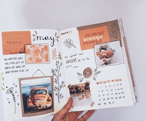 art, bujo, and bullet journal image