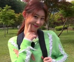 girl, itzy, and chaeryeong image