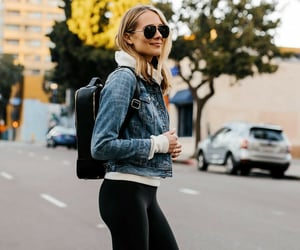 clothes, leggins, and casual outfits image