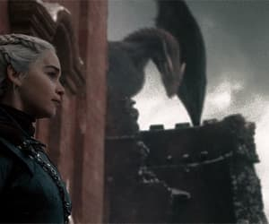 dragon, got, and dragon queen image