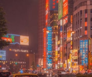 city, places, and tokyo image